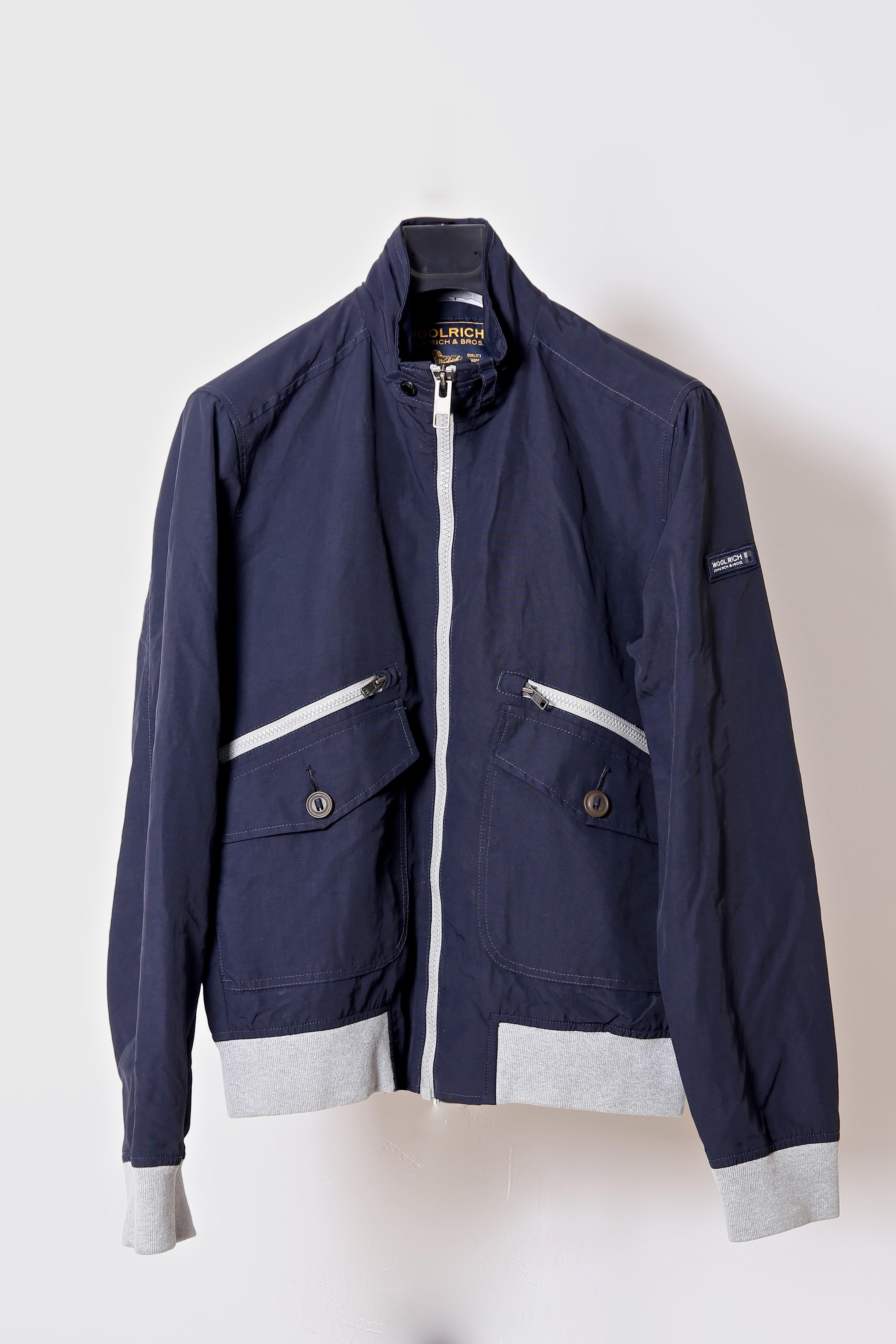 economico per lo sconto bc19e e73cc WOOLRICH giacca cotone uomo giubbotto estivo cotone tg M jacket cotton man