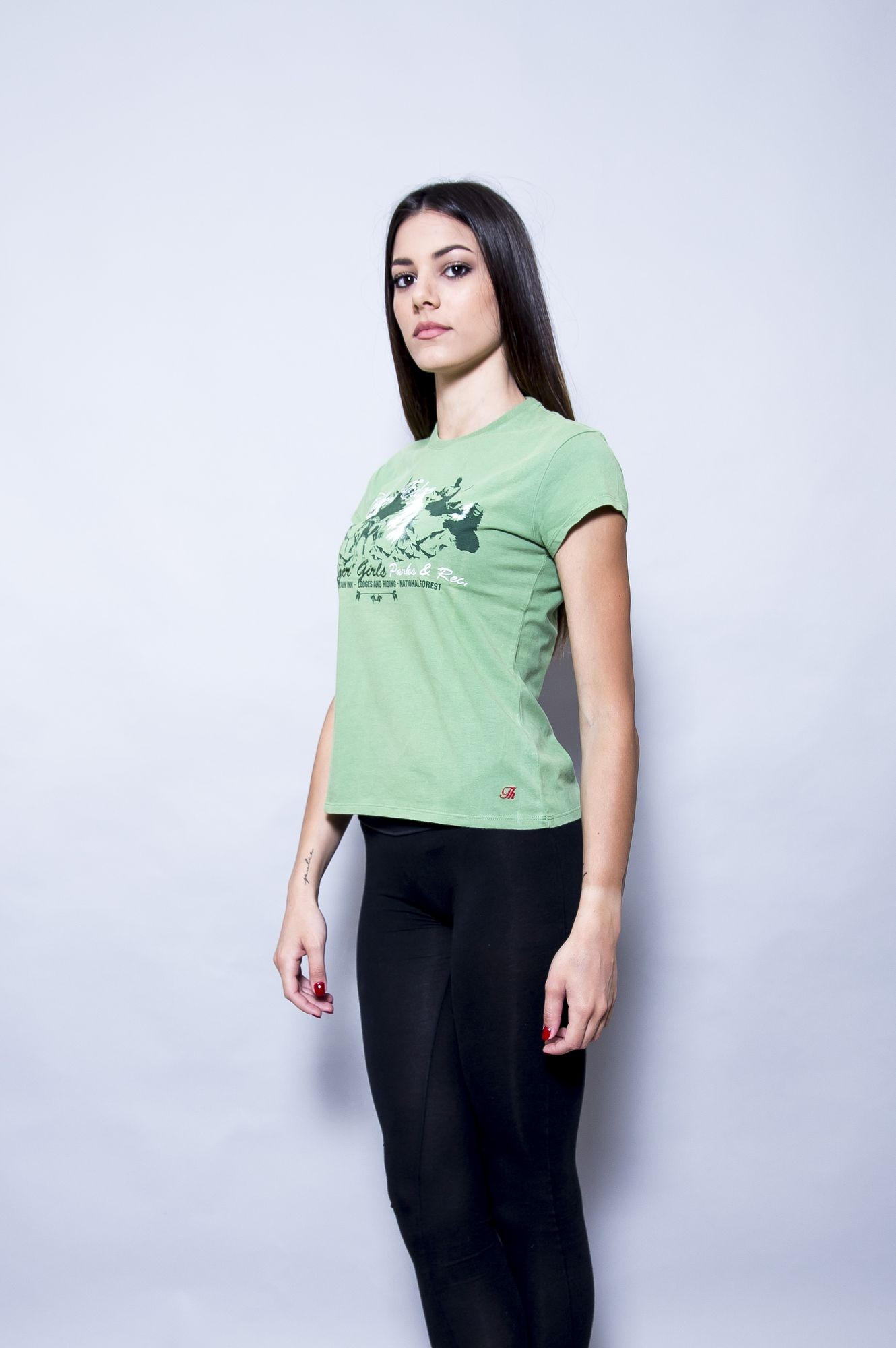 new arrival 75165 b0db8 TOMMY HILFIGER maglia manica corta donna tgM shirt cotton design
