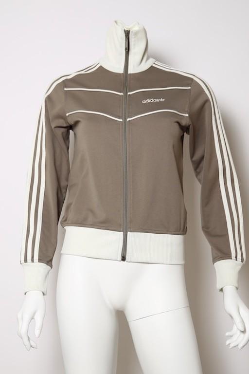 donna adidas vintage jacket