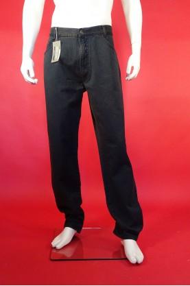 Pal Zileri Jeans Uomo Cotone Taglia 56 Blu Marrone Pant Pari Al Nuovo