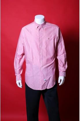 Ralph Lauren camicia uomo tessuto cotone taglia M rosa