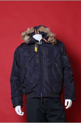 Americanino Giacca Vintage uomo Nylon taglia XXL regular blu lavoro jacket