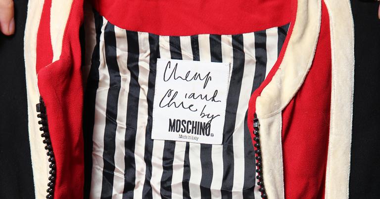 Reused - Moschino